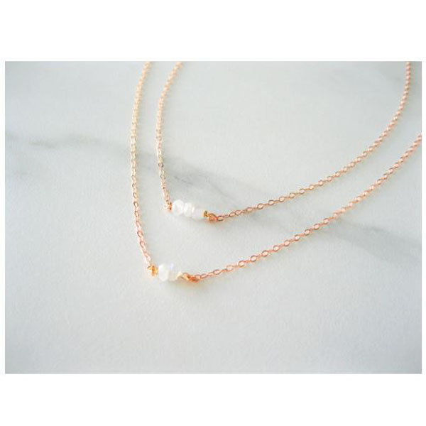 Moonstone Magic Choker Necklace